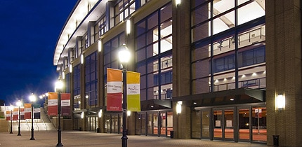 The Connecticut Convention Center