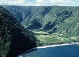 The Big Island's Waimanu Valley