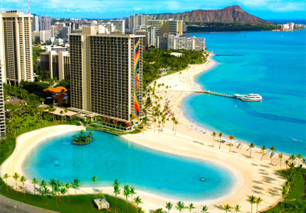 Hilton Hawaiian Village Waikiki Beach Resort, one of GAYOT's Top 10 Family Hotels in Hawaii