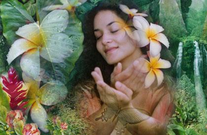 Hawaii Healing Garden