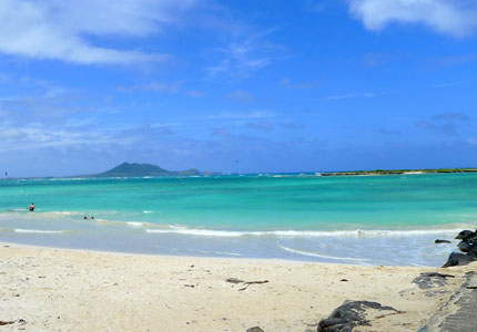 Kailua Beach Park, one of GAYOT's Top 10 Beaches in Hawaii
