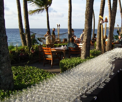 Kapalua Wine & Food Festival at the Kapalua Resort in Maui