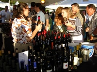 The Grand Tasting event at the Kapalua Wine & Food Festival