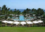 The pool at The Ritz-Carlton, Kapalua