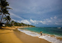 Poipu Beach on Kauai's South Shore, one of our Top 10 Beaches in Hawaii