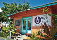 The Wine Stop in Honolulu, one of our Best Wine Shops in Hawaii