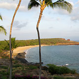 Hulopoe Beach in Lanai, one of GAYOT's Top 10 Beaches in Hawaii