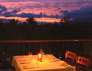 Wine and dine with a sunset view at Capische