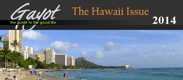 GAYOT's Guide to the Best of Hawaii at one Glance
