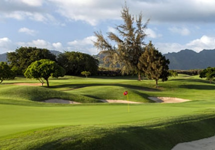 The Poipu Bay Golf Course hosted the PGA Grand Slam of Golf from 1994-2006