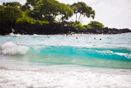 Hamoa Beach in Maui, one of GAYOT's Top Beaches in Hawaii