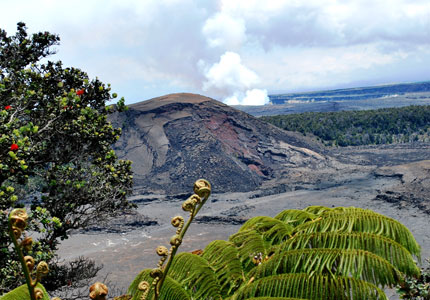 A visit to Volcano National Park is one of GAYOT's Top 10 Things to Do on the Big Island of Hawaii