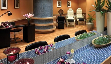 The Salon at Spa Luana