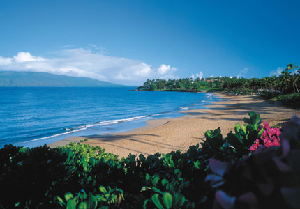 Wailea Beach Near Four Seasons Resort Maui