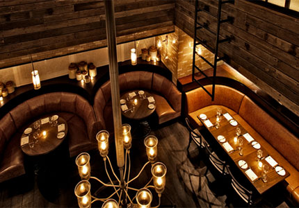 Wind down at darkly sexy, New York-style speakeasy Bloom