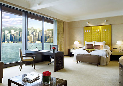 Executive Suite at InterContinental Hong Kong