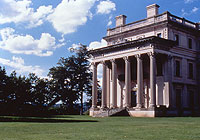 The Vanderbilt Mansion was built in 1898
