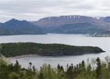 Newfoundland's Gros Morne National Park, Hanseatic Iceberg Cruise