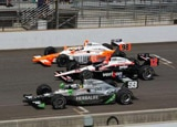 33 drivers will compete in the Indianapolis 500