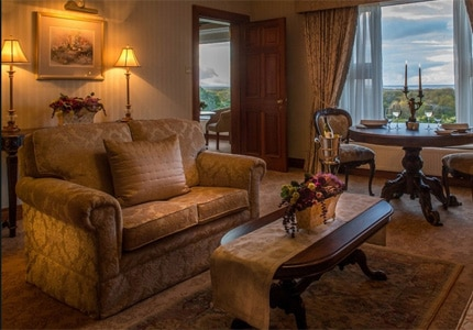 The Executive Suite at Glenlo Abbey Hotel Galway