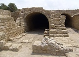 Storehouse at Caesarea