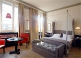 A room at Relais Santa Croce, one of our Top 10 Boutique Hotels