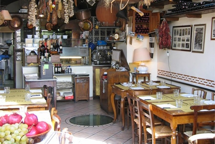 Discover the best restaurants in Italy