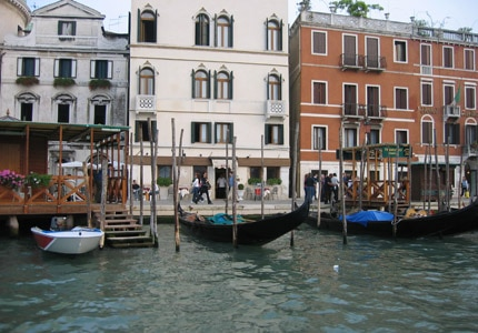 Venice is home to tourist attractions such as Piazza San Marco and the Grand Canal
