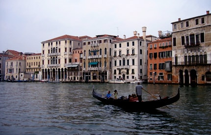 Enjoy romance and fireworks on the canals of Venice, one of GAYOT's Top New Year's Destinations