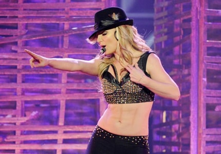 Britney: Piece of Me is one of GAYOT's Top 10 Las Vegas Shows