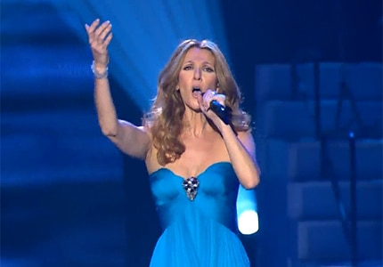 See Celine Dion perform live at Caesars Palace in Las Vegas, Nevada