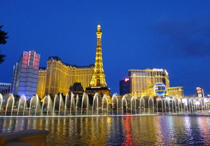 Use GAYOT's business travel guide to plan your next trip to Las Vegas