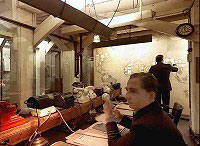 The Churchill Museum & Cabinet War Rooms in London