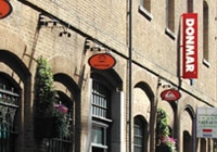 The Donmar Warehouse is located in the heart of London's West End