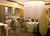 Alain Ducasse at The Dorchester is a haven for those seeking luxury and top cooking