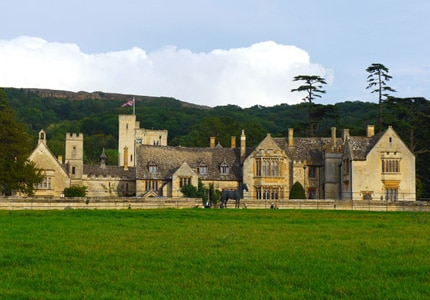 Ellenborough Park in the Cotswolds