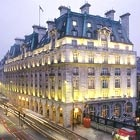 The exterior of The Ritz London