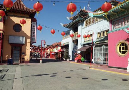 Chinatown, one of L.A.'s oldest cultural communities and one of our favorite Ethnic Neighborhoods