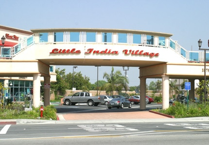 The shopping centers in Artesia's Little India play host to some of the most authentic Indian treasures in Los Angeles
