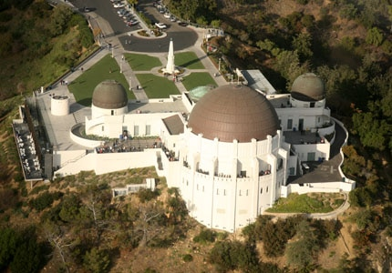 The Griffith Observatory is one of Southern California's most popular attractions