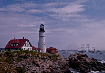 Portland Headlight, Cape Elizabeth