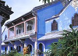 Cheong Fatt Tze Mansion in Penang, Malaysia