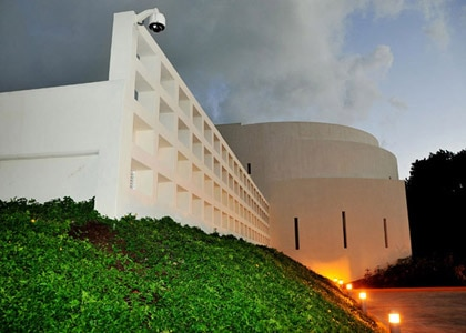 Just in time for the end of the Mayan calendar, the Maya Museum in Cancun, Mexico opened its doors in 2012