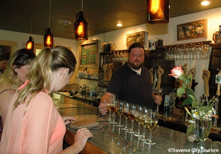 Northern Natural Cider House in downtown Traverse City