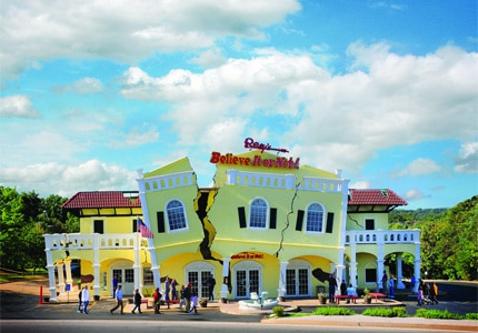 Ripley's Believe it or Not! in Branson, Missouri