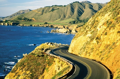Big Sur and Highway 1 offer unforgettable vistas on California's Central Coast