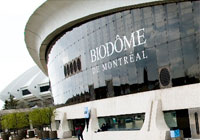 The Biodome in Montreal, Canada