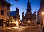 Chapelle Notre Dame de Bon Secours in Montreal