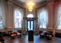 Suite 701, a great place to enjoy brasserie style food in Montreal, Canada