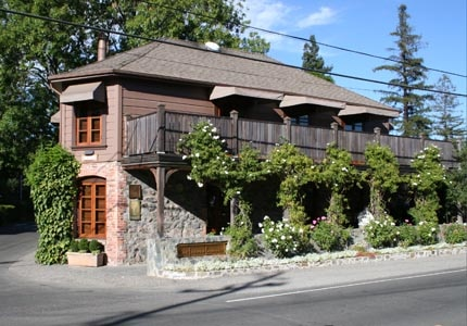 The French Laundry in Napa Valley, California